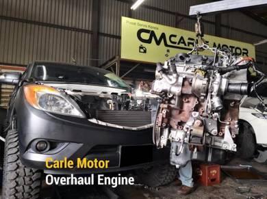 Engine Mazda BT50 Recondition