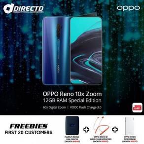 OPPO RENO 10X ZOOM Edisi Khas (12GB RAM/256GB)ORI