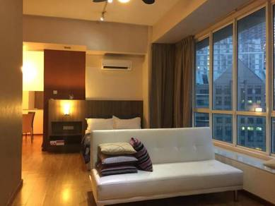 KLCC area, Fully Furnished Small Studio for RENT (Dec/Jan)