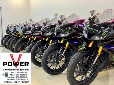 Yamaha R15 Monster Year End Sales