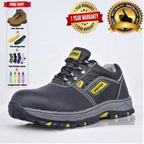 Buy 1 rubber safety shoes free 1 safety shoes