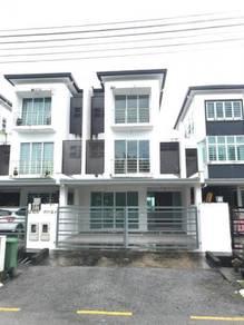 New 3 Storey Terrace House Palm Residence, Stapok Kuching