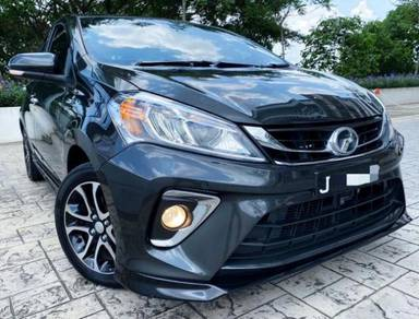 2019 Perodua MYVI 1.5 AV (A) PUSH START FULL