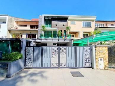 Taman Tun Abdul Razak, Renovated 3 Storey Terrace, Ampang