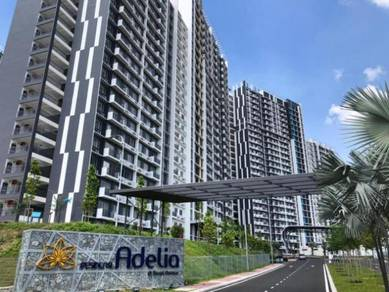 Residensi Adelia Bandar Seri Putra Puteri Bangi Near Bangi Wonderland