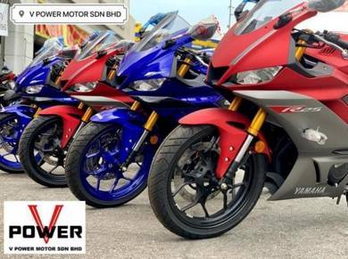 Yamaha R25 ( Promotion End Of Year 2019 !! )