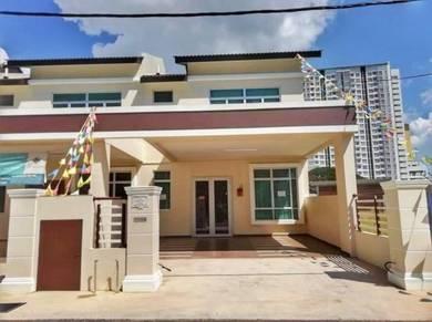 Teres 2 Tingkat 5 Bilik Tengah Bandar Melaka Booking 1k Sahaja