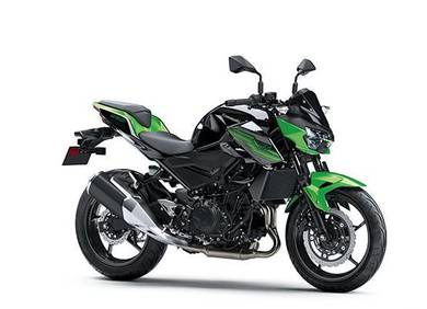 Kawasaki z250 (pre owned) superb promotion