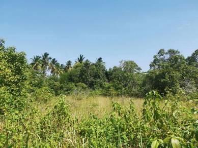 Tanah lot banglo kg pulau kerengga, marang 553mp