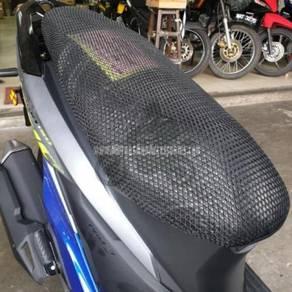 MAA HONDA Vario Size XL Seat Cover Net Motorcycle