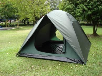 Ch-alaska 8 persons tent