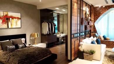 Quinn Residence, Wangsa Maju, Direct Link to LRT & Wangsa Walk Mall