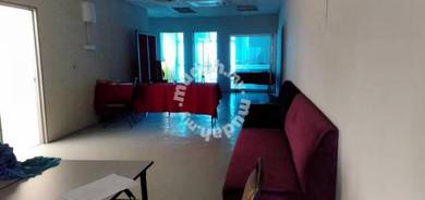 Partitioned Fully Furnished Office at Bandar Dataran Segar Lukut
