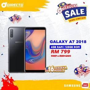 Samsung galaxy a7 2018 (4gb ram | 128gb rom)jualan