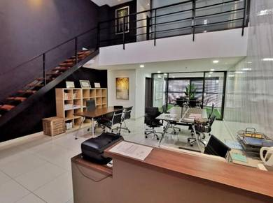 KLCC New Office Fully Furnished For Rent