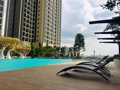 Cheras 28 boulevard fully furnished