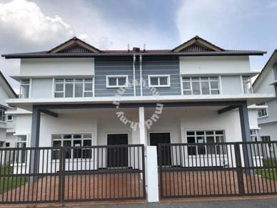 0% Down Payment Cluster Double Storey Terrace at Taman Nusantara Prima