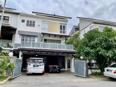 [FREEHOLD 40x80] 2.5sty SeMi-D Saujana Villa Kajang - Gated Guarded