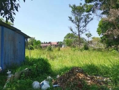 Tanah lot banglo kg pulau kerengga, marang (cornerlot)