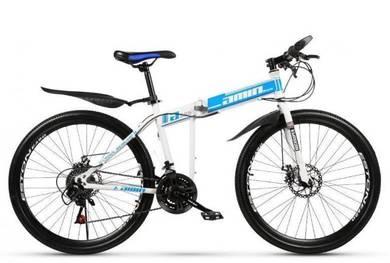 Bicycle 26' Foldable Mountain Bike /MTB 21 Speed B