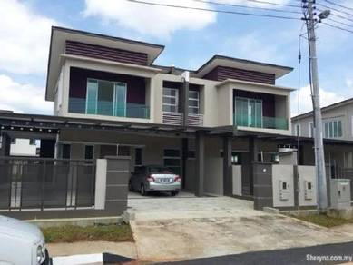 What!! [Last Limited Unit!!] 45x100 FREEHOLD 2-Storey ExtraLand 25ft!!