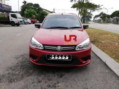 Kereta Sewa Proton Saga Vvt 1.3 Auto