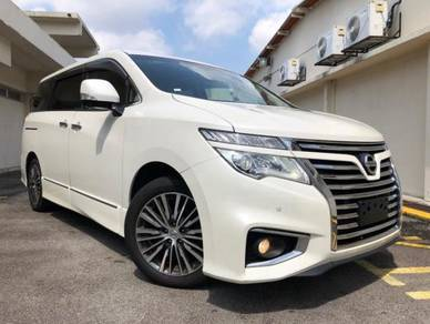 2015 Nissan ELGRAND 2.5 HIGHWAY STAR