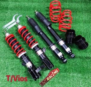 TS racing Adjustable Bodyshift Toyota Vios Hi Low