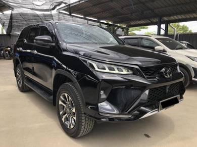 2021 Toyota FORTUNER 2.8 VRZ 4X4 Diesel Auto
