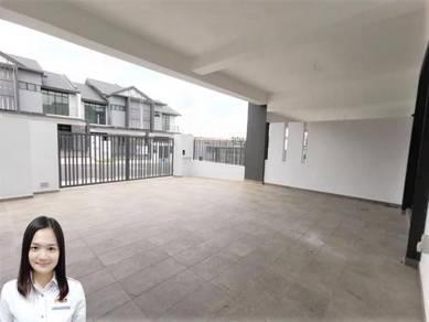 Double Storey Terrace House Kulai