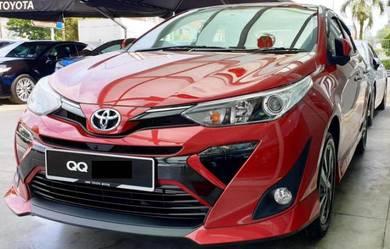 Toyota Vios 1.5G Best Deal