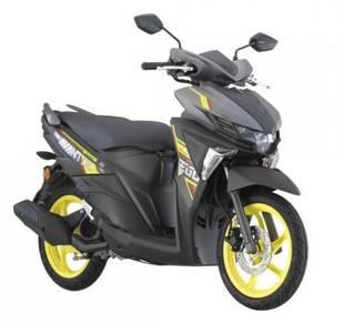 Yamaha Ego Avantiz  B/List L/Kedai IC shj 99%Lulus
