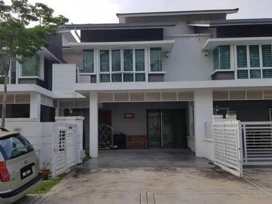 32% Below Market Value: 2-sty Superlink Semi-Furnished Denai Alam