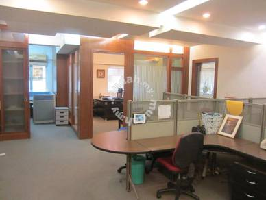 Setapak ( Diamond square office ) 980sf fully furnished Rent RM 1,900