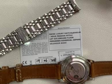 Longines The Saint-Imier Chronograph Fullset