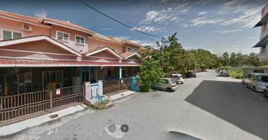 Rumah Teres 2 Tingkat Taman Bestari Gong Badak Kuala Terengganu