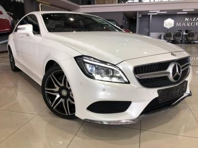 2014 Mercedes Benz CLS400 3.5 AMG LINE (A)