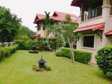 [LAKE VIEW][BELOW MARKET VALUE] 2sty Bungalow D'Heron P16 Putrajaya
