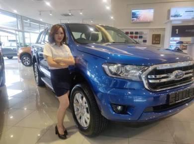 REBET TINGGI 2019 Ford RANGER 2.0 XLT (A)