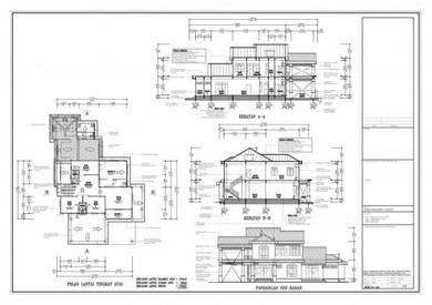Pelukis pelan arkitek seni bina Kedah Perak Perai