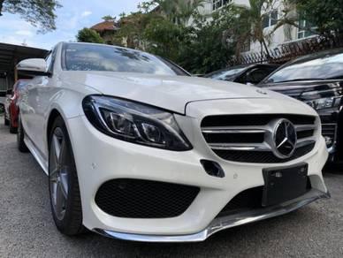 2014 Mercedes Benz C200 AMG LINE 2.0 (A) PROMO