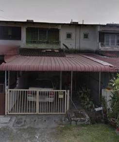 Walking distance to Aeon klebang 2 STY house at Klebang Jaya Ipoh