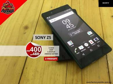 Sony xperia Z5 3GB Ram 32GB Snapdragon 20MP Ori