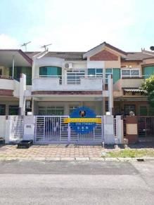 Taman Lapangan Siber Double Storey House For Sale
