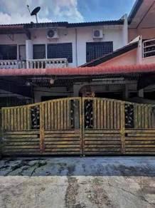Taman Gopeng Jaya Double Storey House For Sale