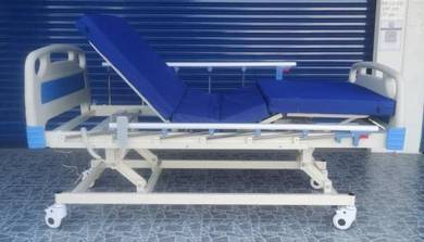 Electric high low katil hospital bed good quality