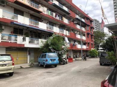 Taman Free School ! [ Below Market Price ] 550sf Last Unit Jelutong