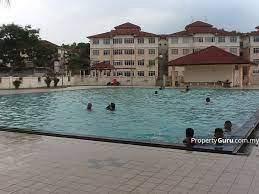 Vista Seri Alam Apartment Town House Bandar Seri Alam