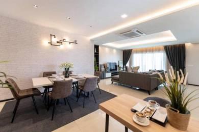 New 1.5 Sty Landed House Bandar Putra Perdana Puchong 0% Down Payment