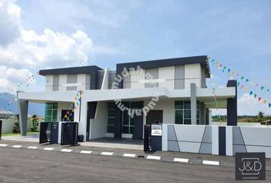 Luxury Semi-D Cheapest In Ipoh